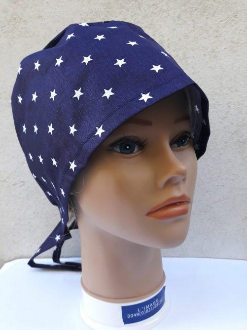 """Operačná čiapka """"Modrá s hviezdami"""""""