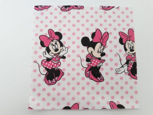 """Rúško na ústa """"Minnie mouse"""""""