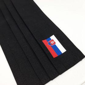 """Čierne rúško na tvár """"Slovensko Black"""""""