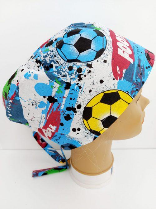 """Operačná čiapka """"Football"""""""