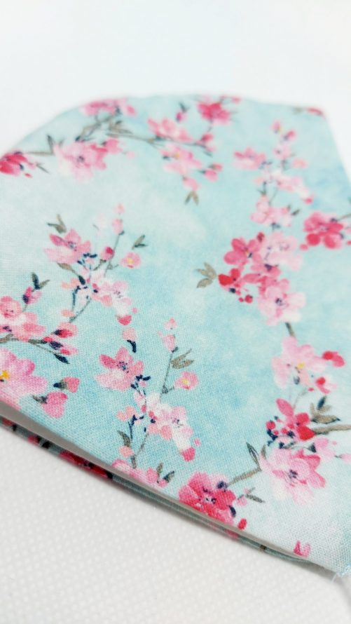 """Elegantné rúško na tvár """"Sakura"""""""