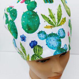 """Operačná čiapka """"Kaktusy"""""""